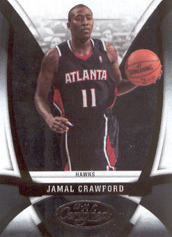 2009-10 Certified #126 Jamal Crawford
