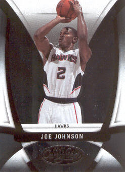 2009-10 Certified #127 Joe Johnson