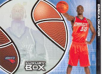 2004-05 Topps Luxury Box Pre-Production #PP1 Emeka Okafor