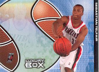 2004-05 Topps Luxury Box Pre-Production #PP2 Sebastian Telfair