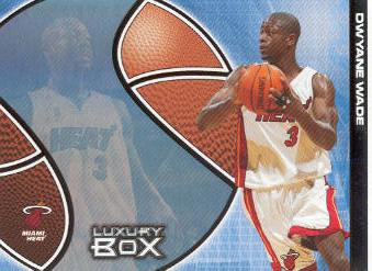 2004-05 Topps Luxury Box 300 #61 Dwyane Wade