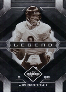 2009 Limited #148 Jim McMahon
