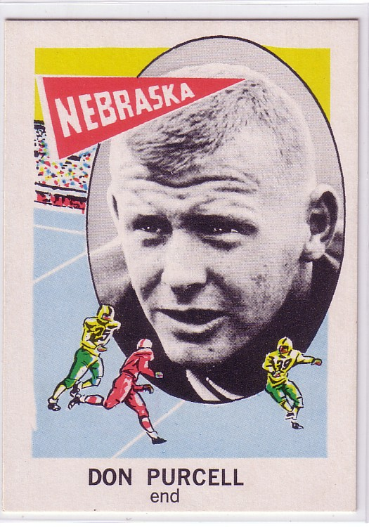 1961 Nu-Card #112 Don Purcell