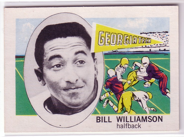 1961 Nu-Card #141 Bill Williamson