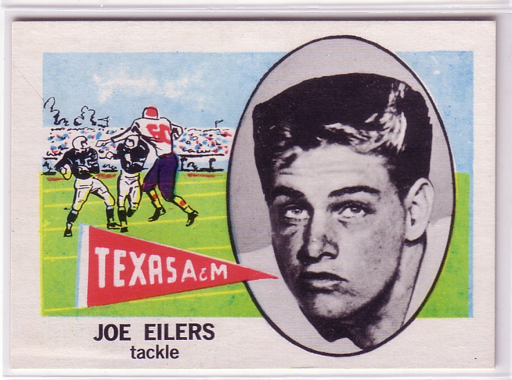 1961 Nu-Card #147 Joe Eilers