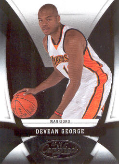 2009-10 Certified #54 Devean George