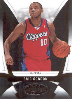 2009-10 Certified #60 Eric Gordon