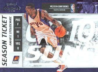 2009-10 Playoff Contenders #92 Amare Stoudemire