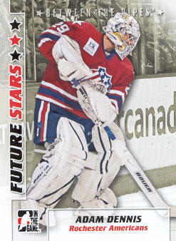 2007-08 Between The Pipes #2 Adam Dennis