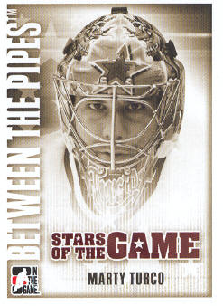 2007-08 Between The Pipes #68 Marty Turco