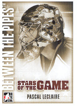 2007-08 Between The Pipes #69 Pascal Leclaire