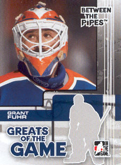 2007-08 Between The Pipes #79 Grant Fuhr