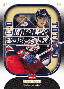 2006-07 Fleer Total O #O6 Rick Nash
