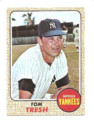 1968 Topps #69 Tom Tresh