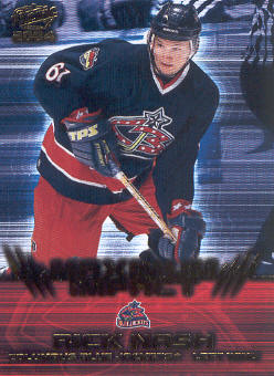 2003-04 Pacific Maximum Impact #3 Rick Nash