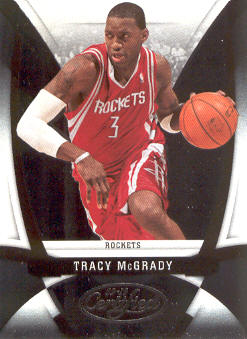 2009-10 Certified #9 Tracy McGrady