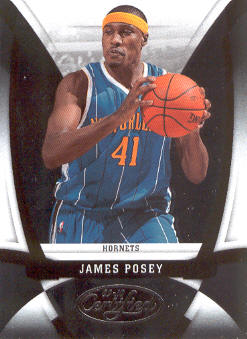 2009-10 Certified #20 James Posey