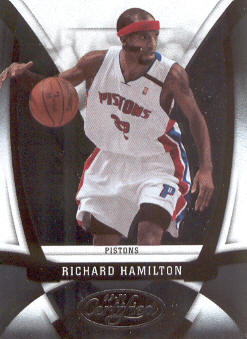 2009-10 Certified #114 Richard Hamilton