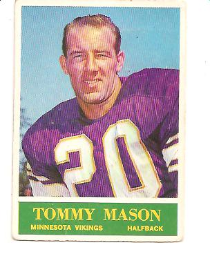 1964 Philadelphia #105 Tommy Mason