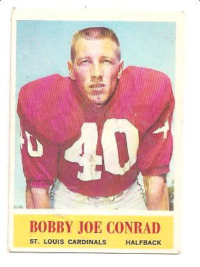 1964 Philadelphia #170 Bobby Joe Conrad