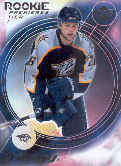 2003-04 Upper Deck Trilogy #158 Wade Brookbank RC