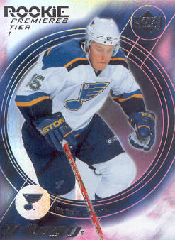 2003-04 Upper Deck Trilogy #168 Peter Sejna RC