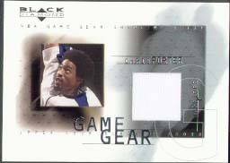 2000-01 Black Diamond Game Gear #CP, Chris Porter