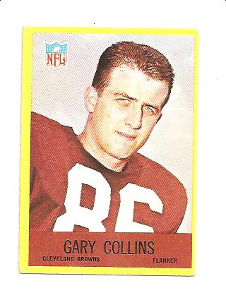 1967 Philadelphia #39 Gary Collins
