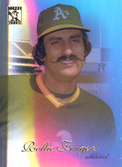 2009 Topps Tribute #45 Rollie Fingers