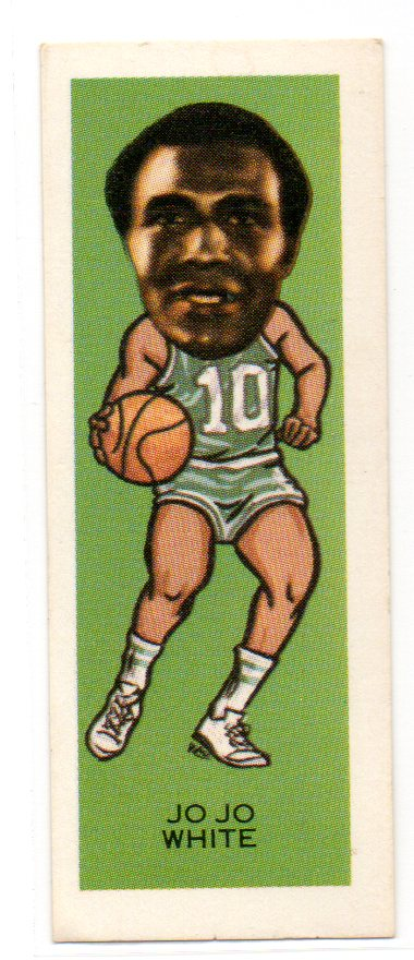 1974 Nabisco Sugar Daddy #19 Jo Jo White