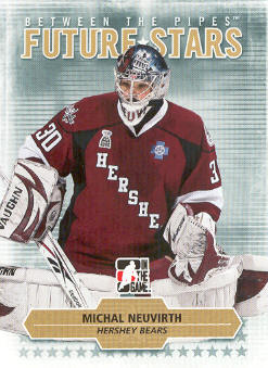 2009-10 Between The Pipes #23 Michal Neuvirth
