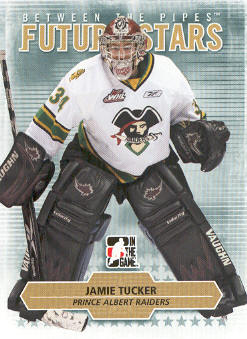 2009-10 Between The Pipes #39 Jamie Tucker