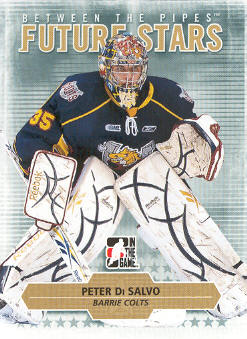 2009-10 Between The Pipes #70 Peter Di Salvo