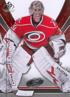 2009-10 SP Game Used #20 Cam Ward