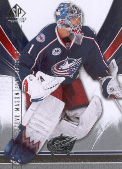 2009-10 SP Game Used #30 Steve Mason