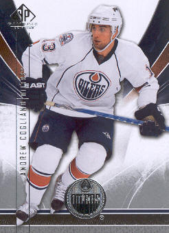 2009-10 SP Game Used #42 Andrew Cogliano
