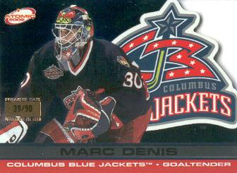 2001-02 Atomic Premiere Date #29 Marc Denis