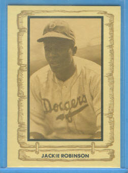 1980-83 Pacific Legends #15 Jackie Robinson
