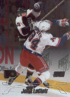 1999-00 Stadium Club Chrome #25 John LeClair