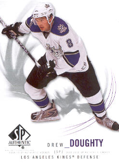 2009-10 SP Authentic #4 Drew Doughty