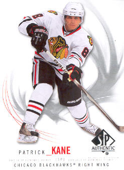 2009-10 SP Authentic #88 Patrick Kane