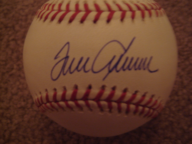 Tom Seaver Autographed Official NL Baseball With Steiner COA