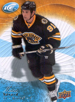 2009-10 Upper Deck Ice #4 Marc Savard
