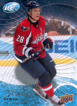 2009-10 Upper Deck Ice #6 Alexander Semin