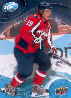 2009-10 Upper Deck Ice #8 Nicklas Backstrom