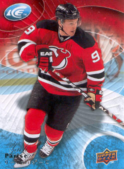 2009-10 Upper Deck Ice #10 Zach Parise