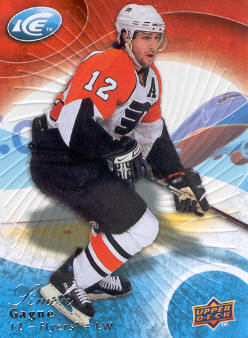 2009-10 Upper Deck Ice #16 Simon Gagne