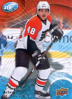 2009-10 Upper Deck Ice #19 Daniel Briere