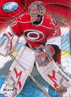 2009-10 Upper Deck Ice #21 Cam Ward