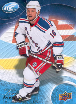 2009-10 Upper Deck Ice #26 Sean Avery